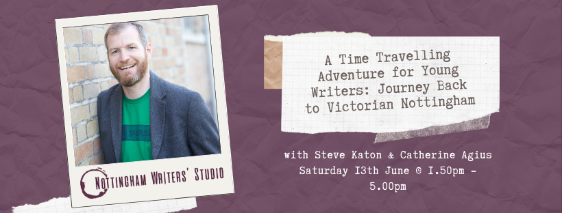 A Time Travelling Adventure for Young Writers
