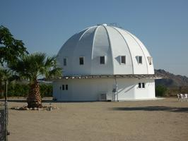 Visit the Integratron, Tour Giant Rock, and View Noah...