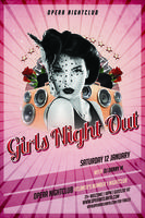 Girls Night Out w/DJ Danny M | Saturday 1.12.13