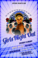 Girls Night Out w/DJ Christyle & DJ Rimby| Saturday...