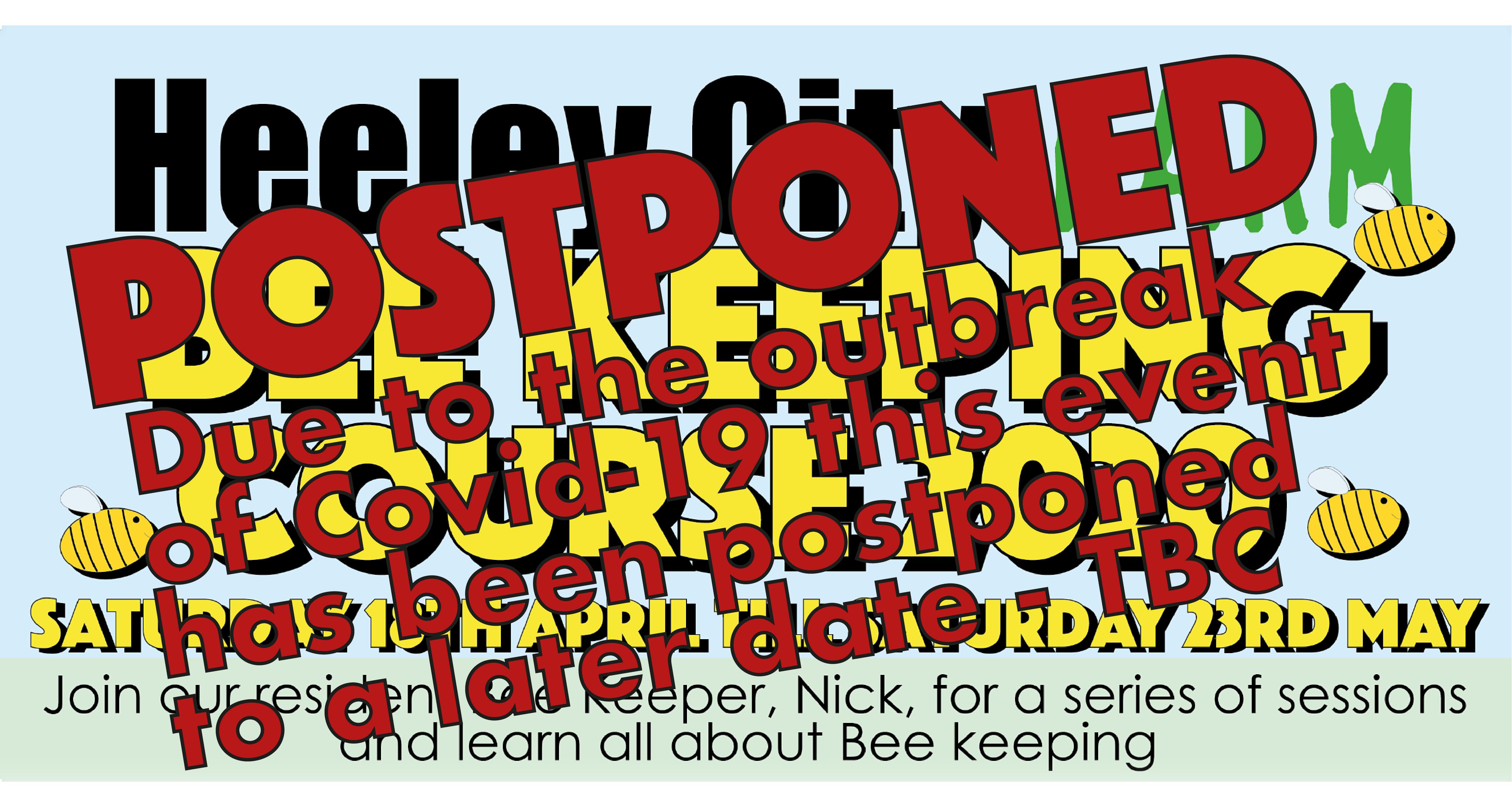 Heeley City Farm Bee Keeping Course 2020