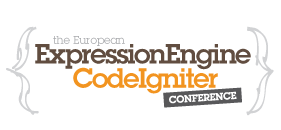 The EU ExpressionEngine & CodeIgniter Conference 2010