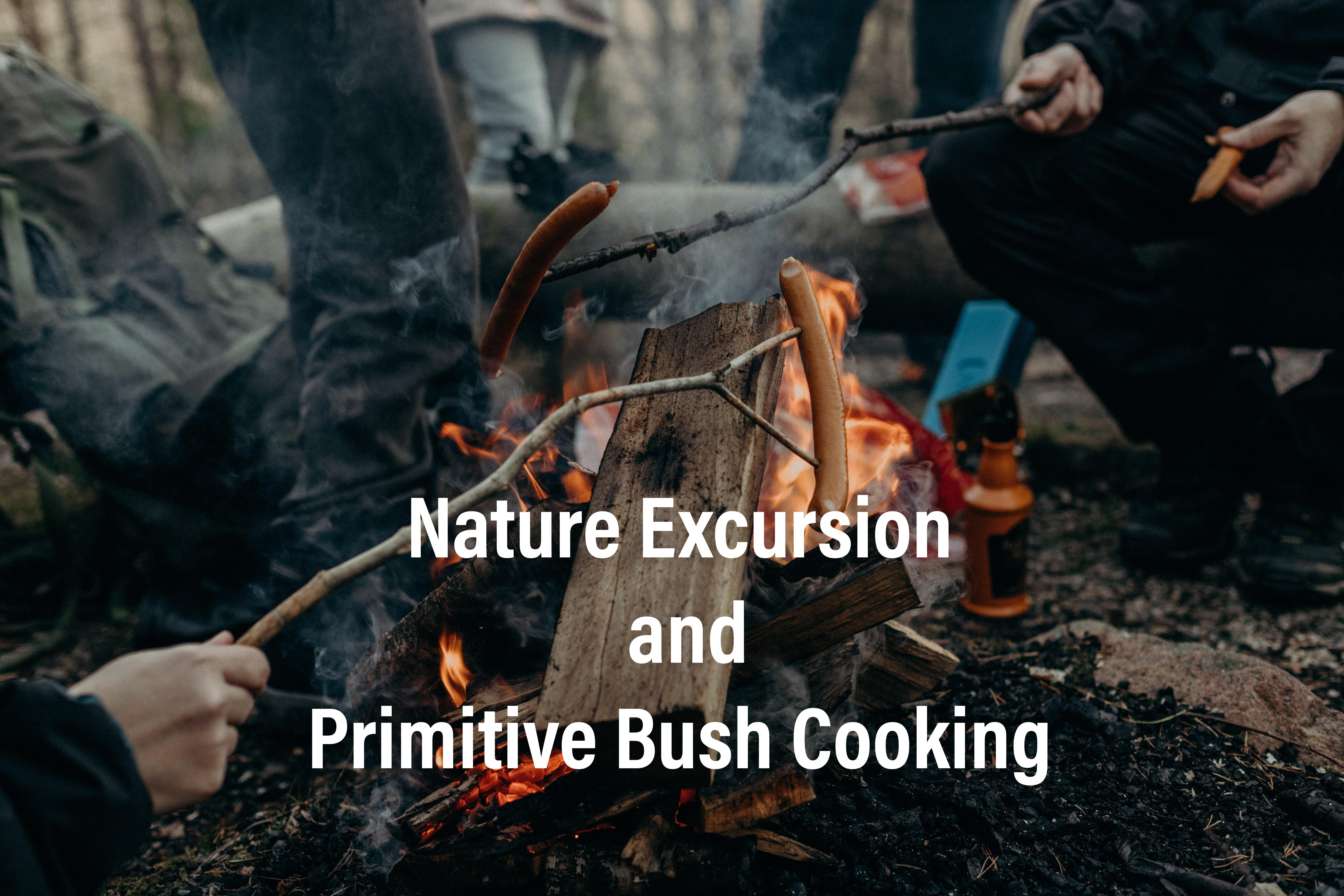 Nature Excursion With Primitive Bush Cooking Insta: @bushcraftcookoff