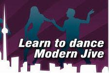 Jive Nation Toronto's Awesome August Modern Jive Wednesdays