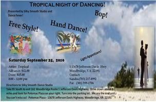 Tropical Night of Dancing