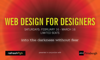 Web Design For Designers Workshop