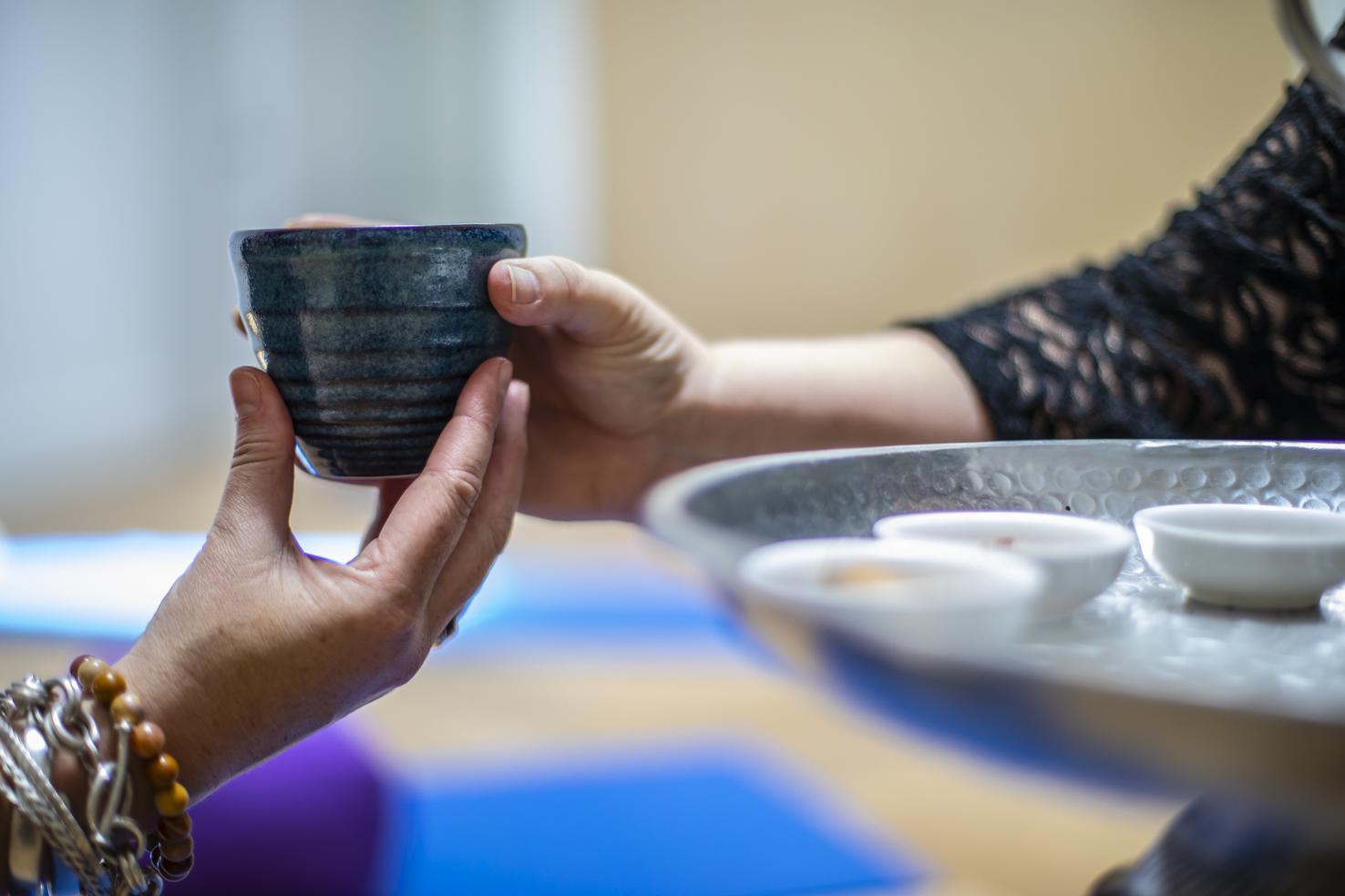 Full Moon in Libra Cacao Ceremony & Crystal Meditation