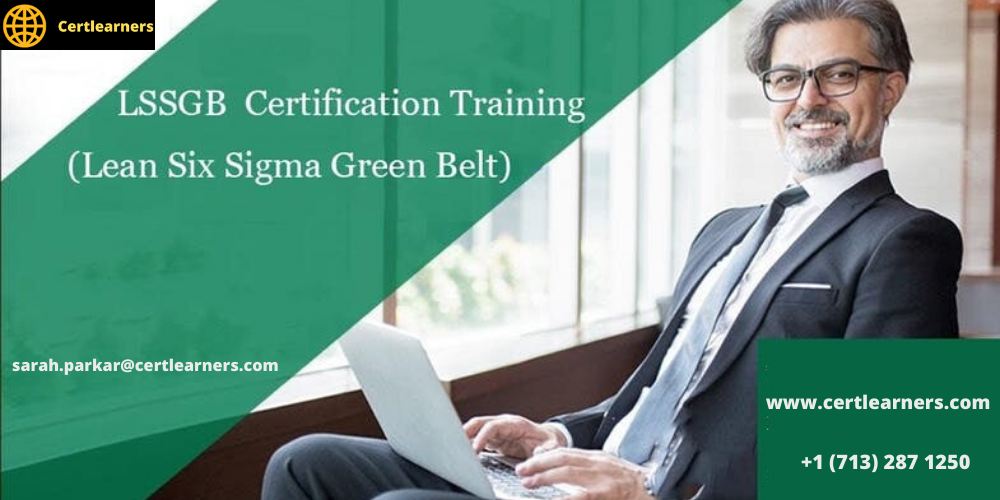 LSSGB 4 Days Certification Training in Atlanta, GA,USA