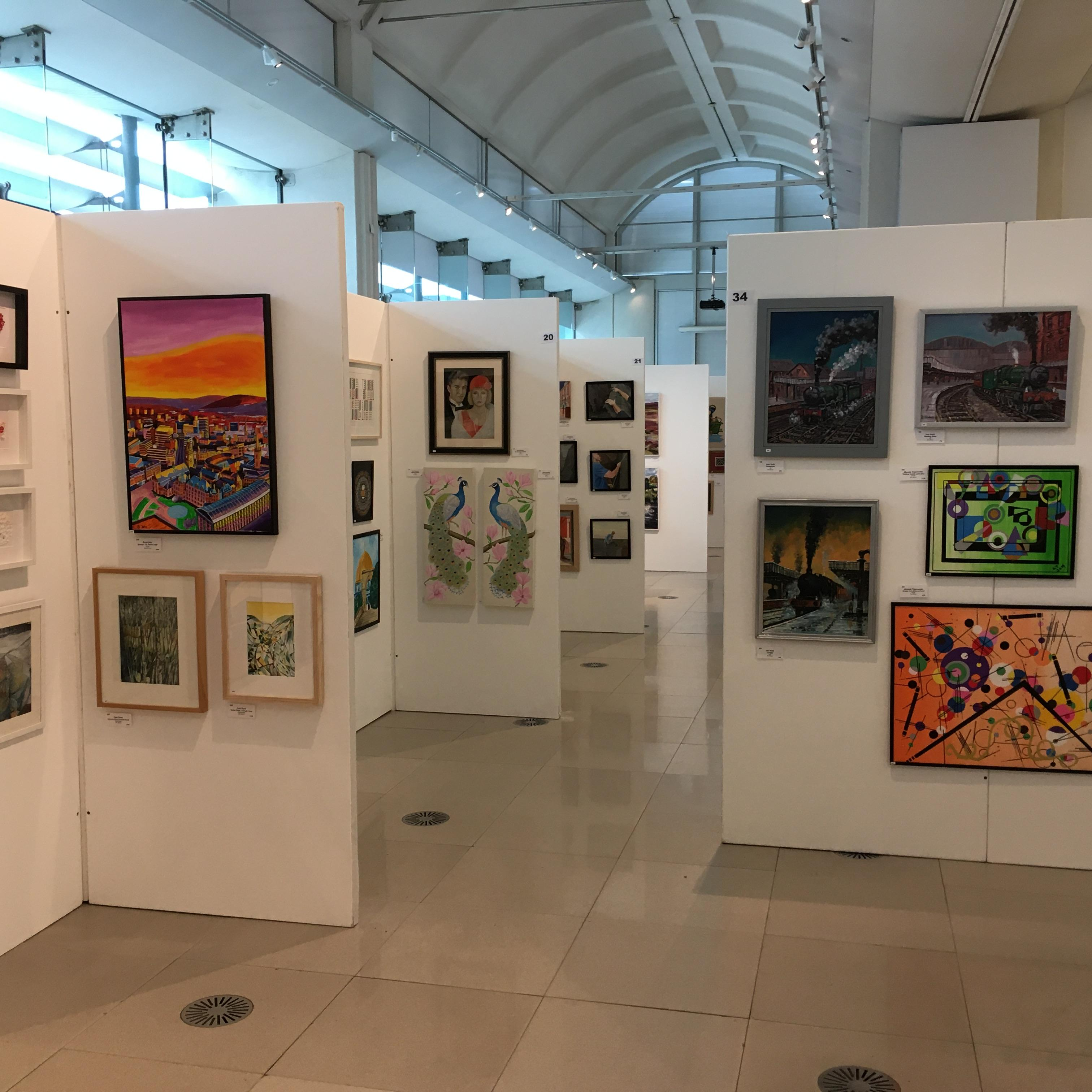 The Great Sheffield Art Show 2020