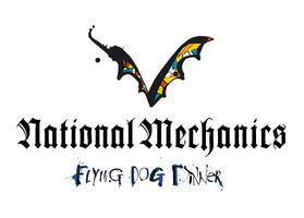 Flying Dog Gonzo Beer Dinner @ National Mechanics