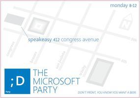 Microsoft Party and Interactive Gallery