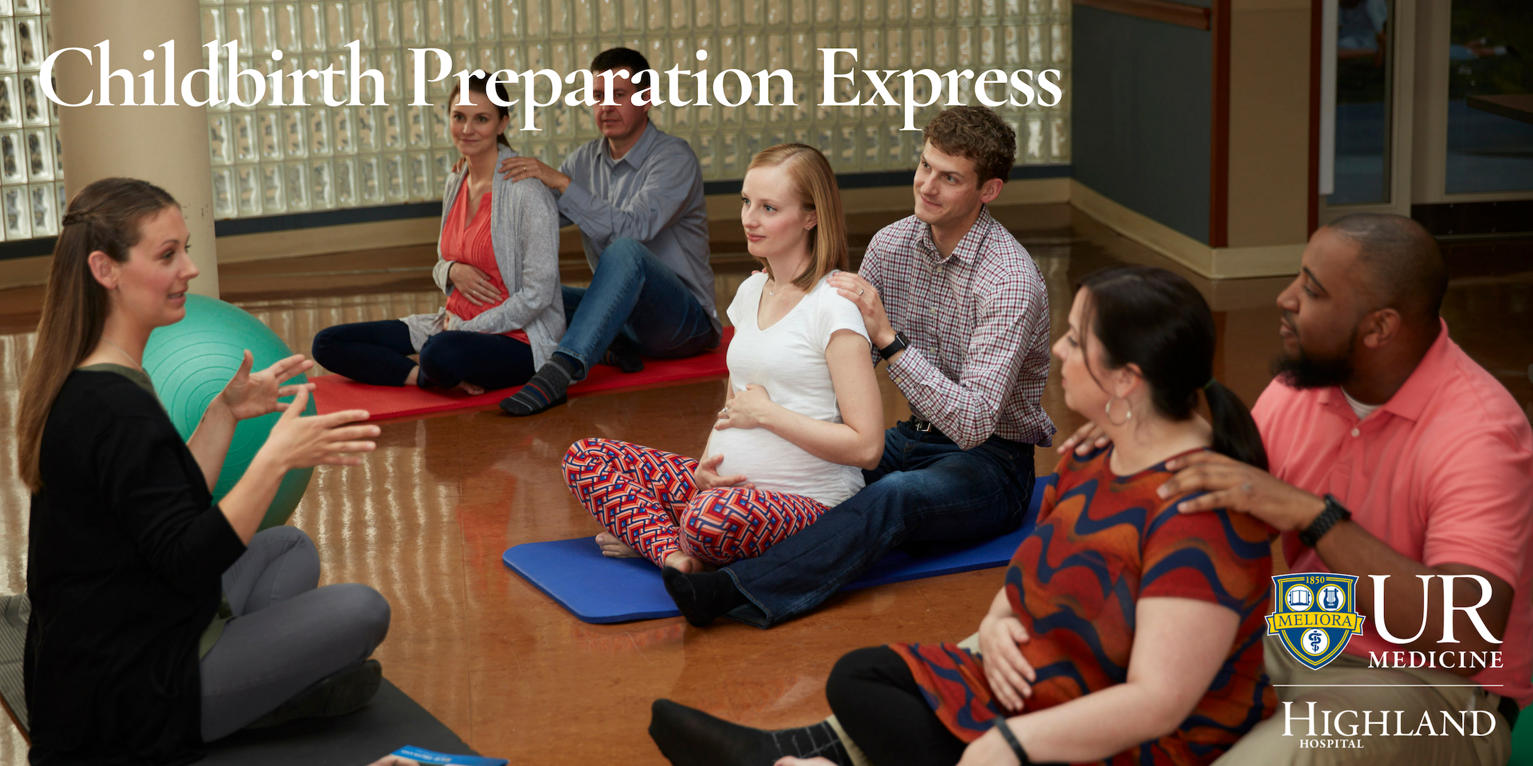 Childbirth Preparation Express, Saturday 6/6/20