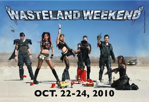 Wasteland Weekend 2010: A Post-Apocalyptic Festival...