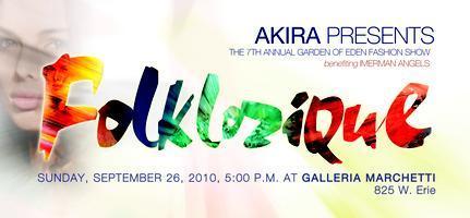 Imerman Angels and Akira present : 7th Annual Garden...