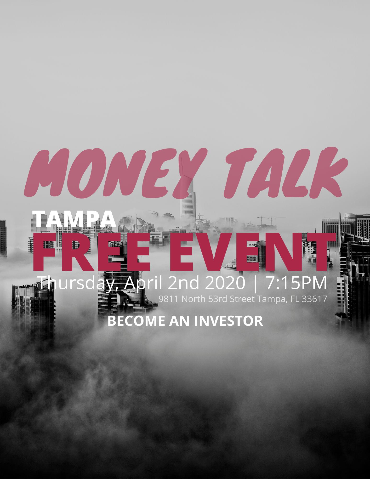 Money Talk - TAMPA/USF
