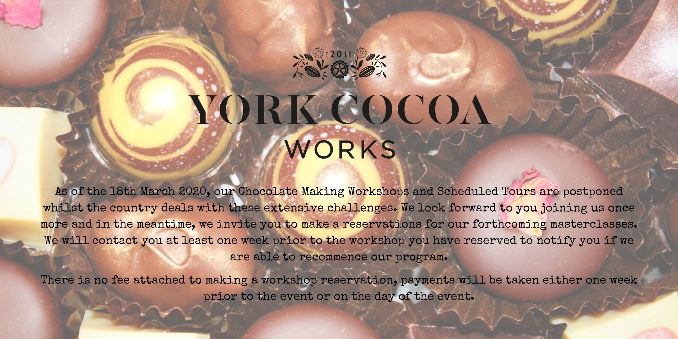 Chocolate Making Master Class Course - Chocolatiering Skills