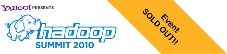 Hadoop Summit 2010