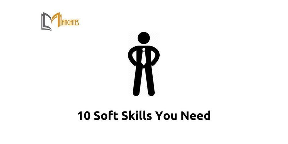 10 Soft Skills You Need 1 Day Virtual Live Training in Tampa, FL