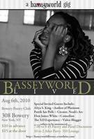 Basseyworld Live- NYC!