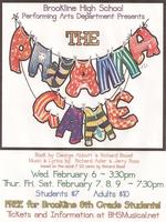 The Pajama Game - EXTENDED due to blizzard  (Monday. Feb 11...