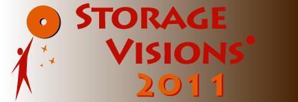 Storage Visions 2011
