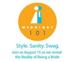 Wedology 101: the Reality of Being a Bride