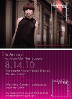 7th Annual Fashion On The Square - FOTS 2010