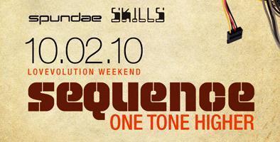 SEQUENCE // Saturday October 2nd - LovEvolution...