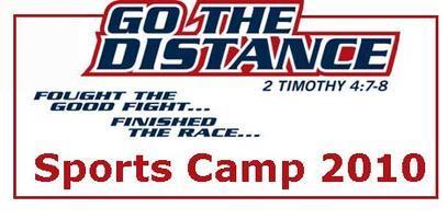 2010 Sports Camp