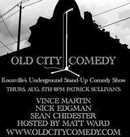 Old City Comedy Presents: Comedian Vince Martin...