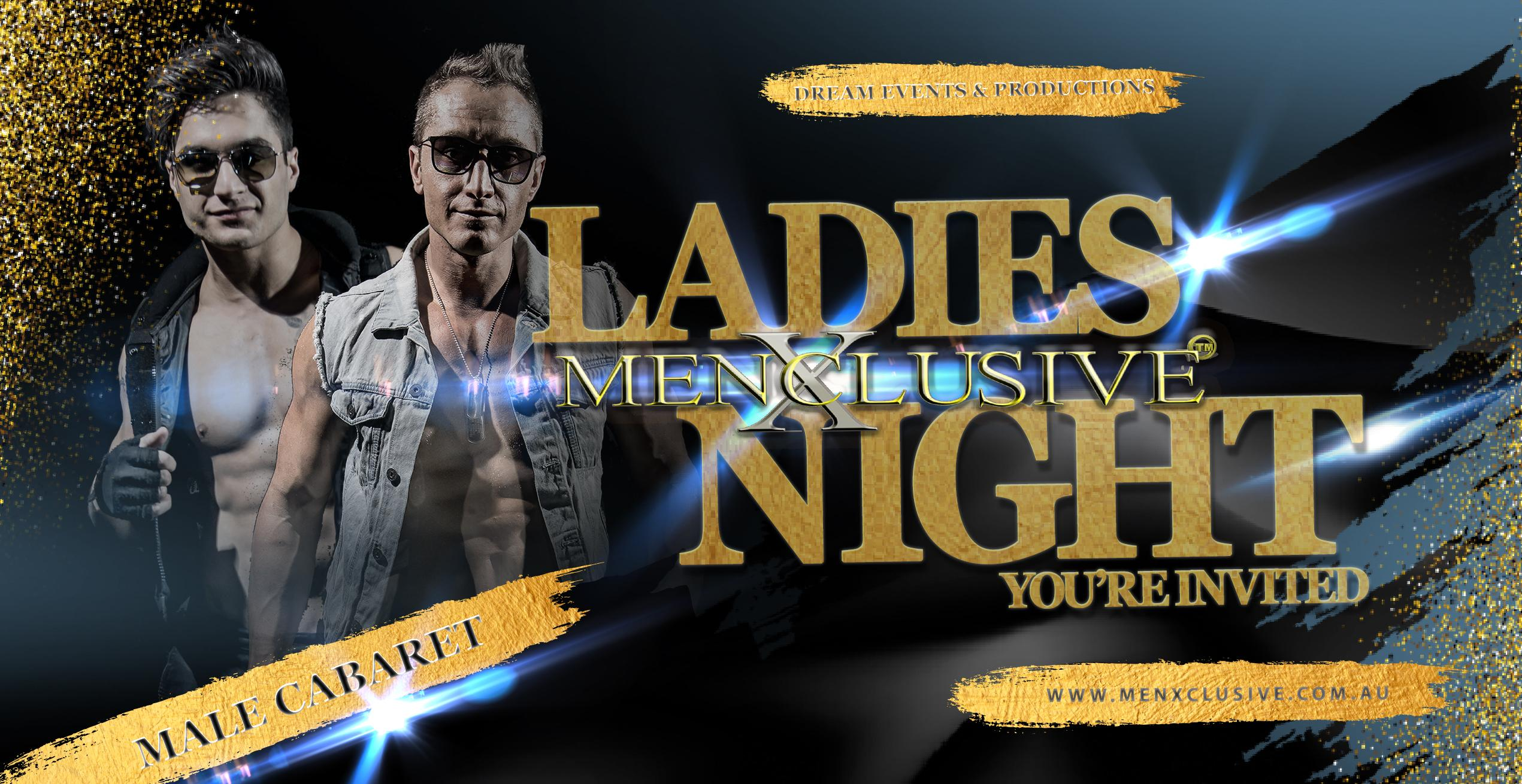 MenXclusive You're Invited - Melbourne 25 July