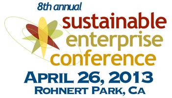 2013 Sustainable Enterprise Conference