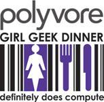 Polyvore Bay Area Girl Geek Dinner