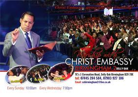 CHRIST EMBASSY BIRMINGHAM 2