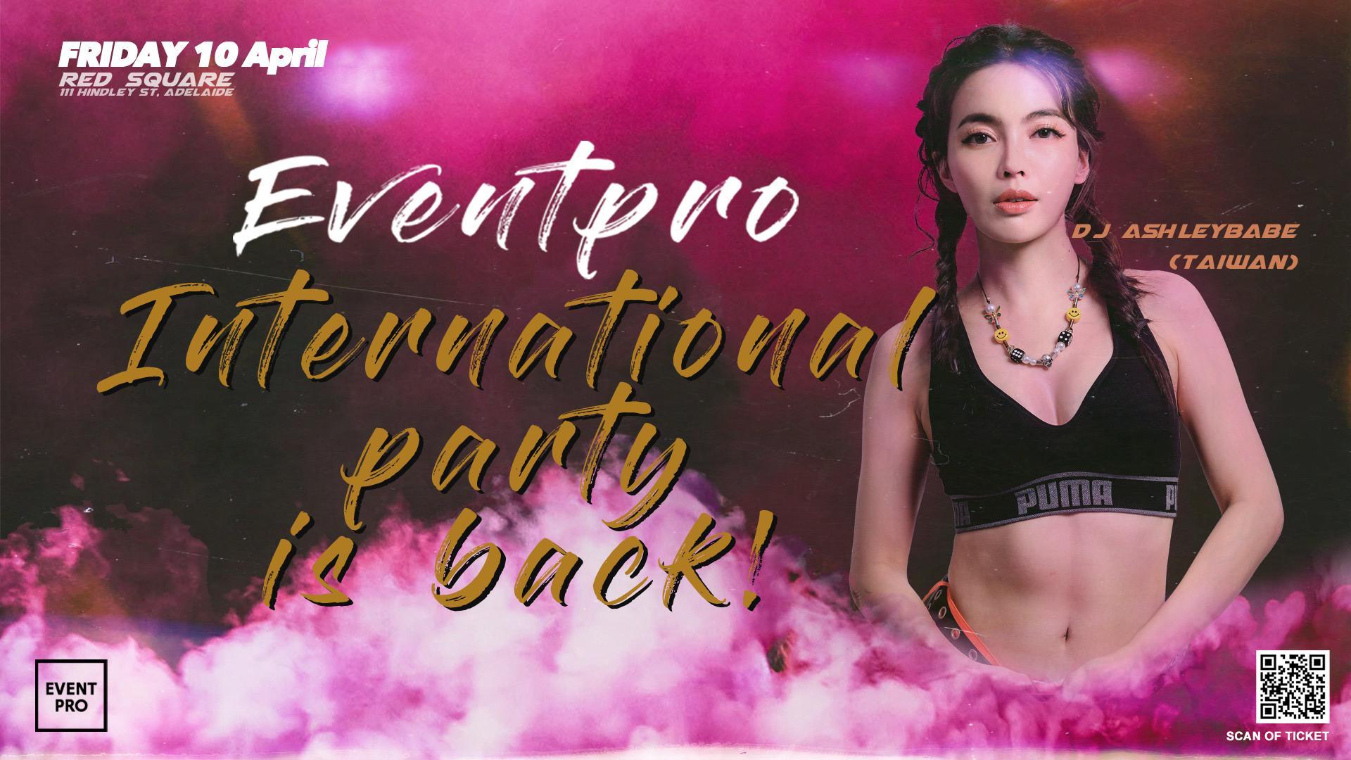 EVENTPRO International Party