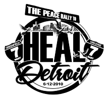 HEAL DETROIT RALLY