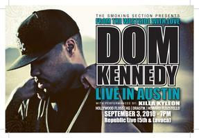 From the Westside, With Love: Dom Kennedy Live in...