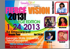 Fierce Vision 2013!