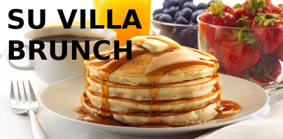 First SU Villa Sunday Brunch