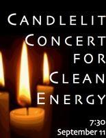 Candlelit Concert for Clean Energy