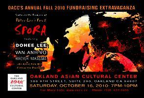 OACC Fall 2010 Fundraising Extravaganza