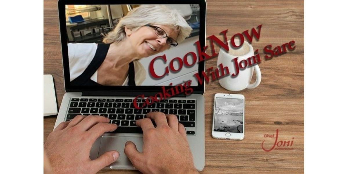 ONLINE - cooking class (08-06-2020 starts at 12:00 PM)