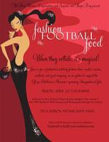 Fashion, Football and Food  Glazer Children's Museum...