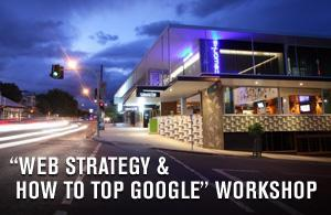 """Bluewire Media's """"Your Web Strategy & Topping Google""""..."""