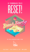 RESET! - The Beach Party