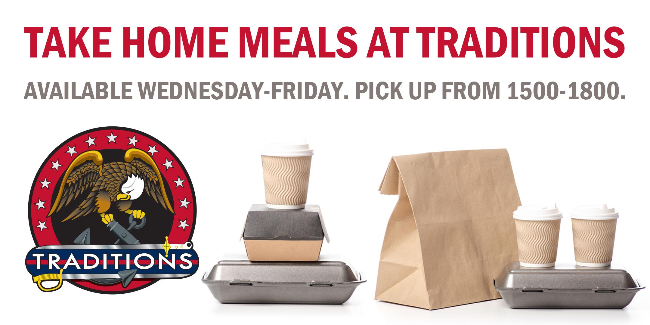 Take-Out Night at Traditions