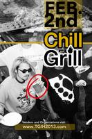Chill N Grill Tailgate Party #TGIH