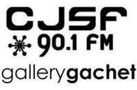 CJSF Mental Health Week Radio Broadcast Live at Gallery...
