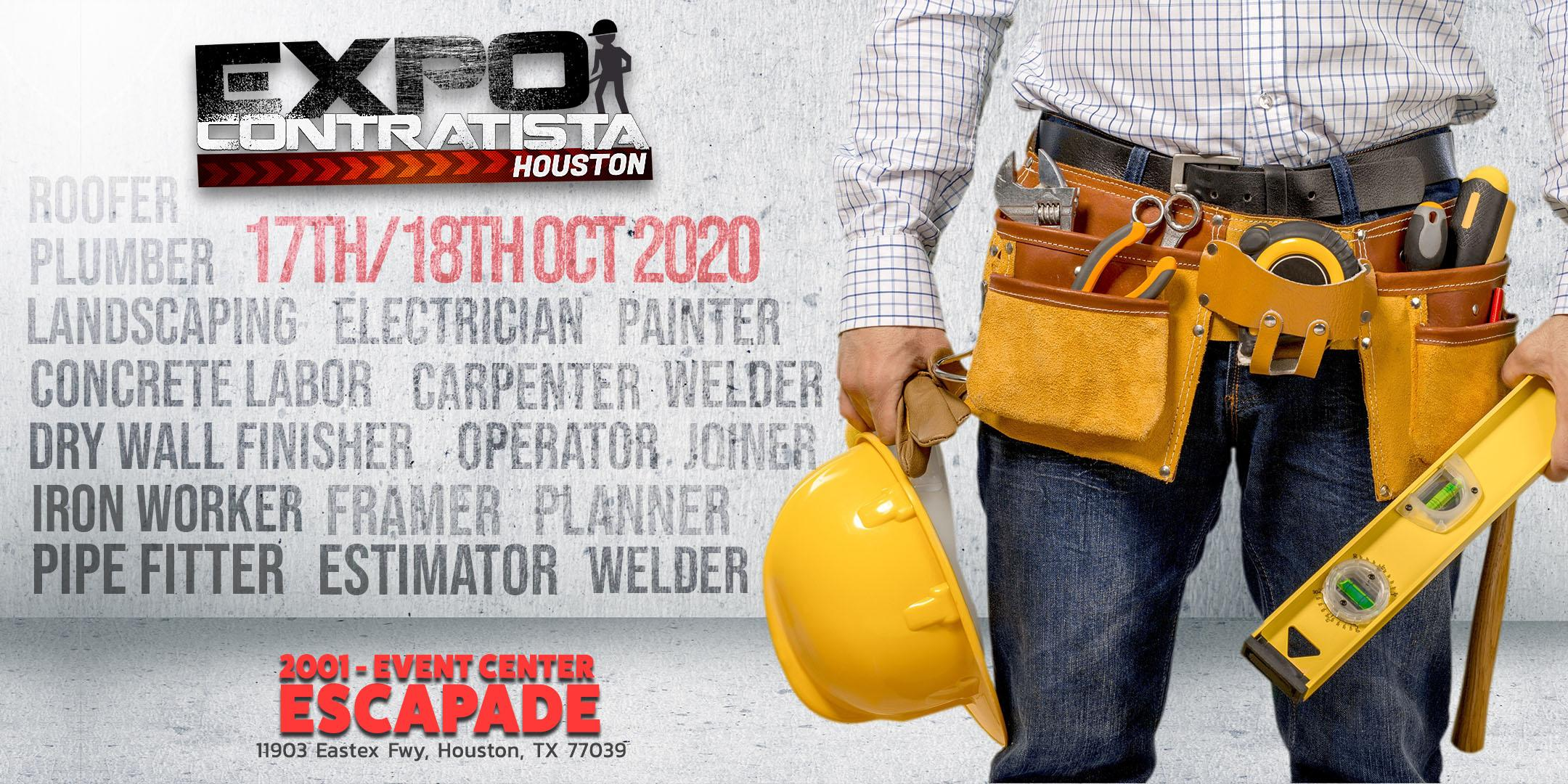 ExpoContratista Houston 2020