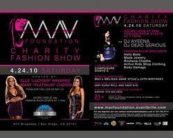 MAV Foundation Charity Fashion Show